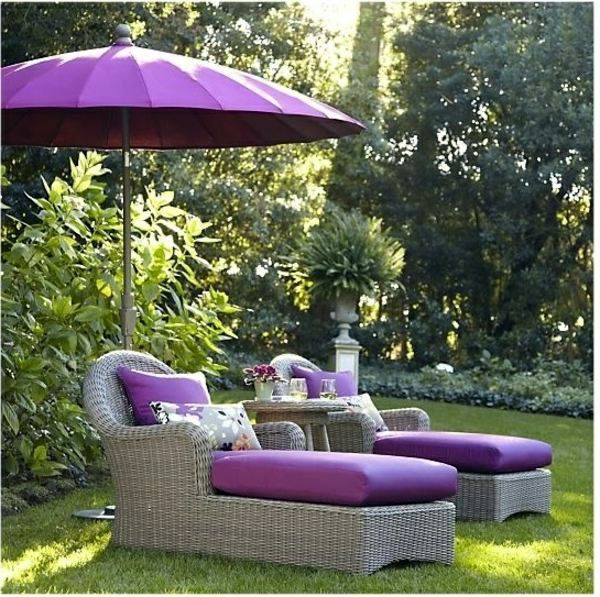 Polyrattan And Rattan Furniture For Outdoor The Wiser