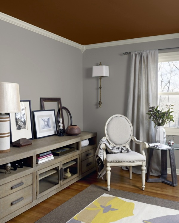 30 interior design ideas for wall paint in shades of gray  : 30 interior design ideas for wall paint in shades of gray trendy color design 14 889 from www.avso.org size 600 x 750 jpeg 99kB