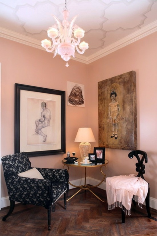 ... Color Design And Colorful Interior Design Ideas   Pink In Use