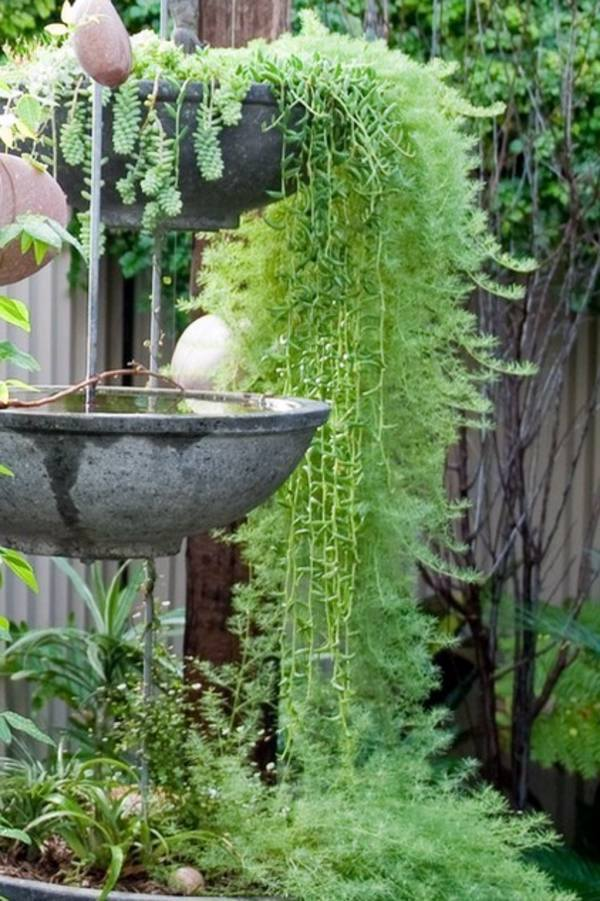 20 tips for garden accessories and garden decorations that will liven up your landscape - Garden decor accessories ...