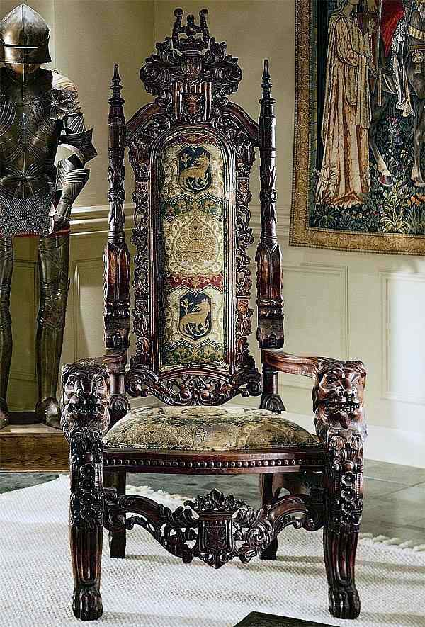 20 fashionable and stylish designer chairs Throne Chairs  : 20 fashionable and stylish designer chairs throne chairs 1 899 from www.avso.org size 600 x 885 jpeg 95kB