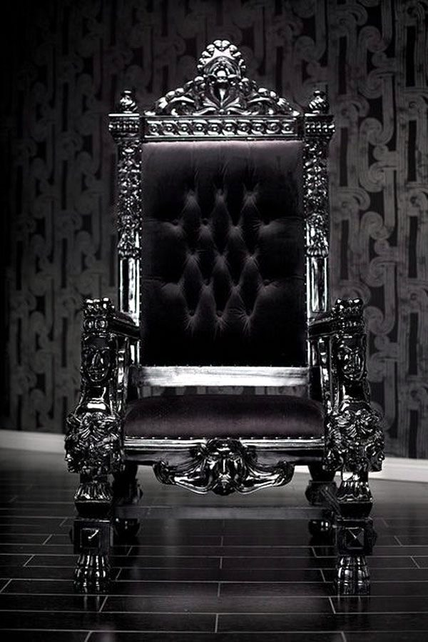 20 Fashionable And Stylish Designer Chairs Throne Chairs