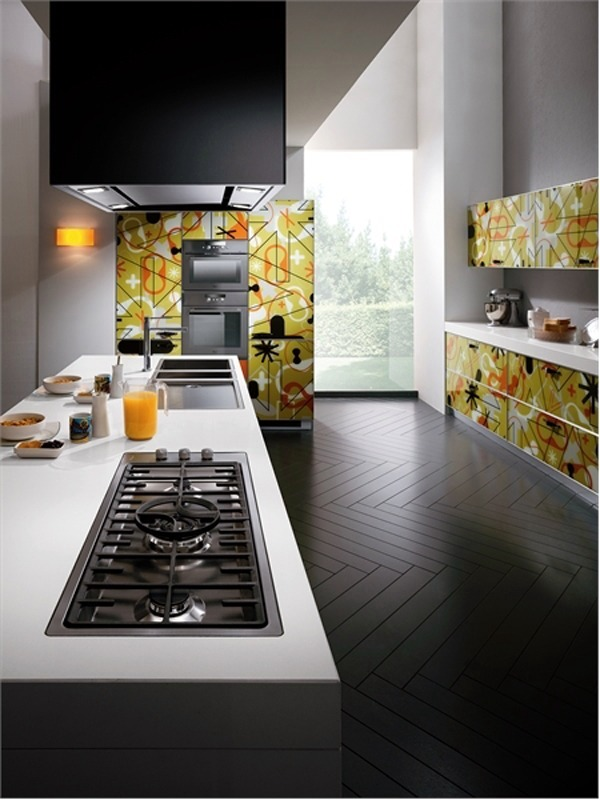 Present Idea For Kitchen Equipment Wonderful Modern Kitchens Furniture Made  Of Glass By Scavolini