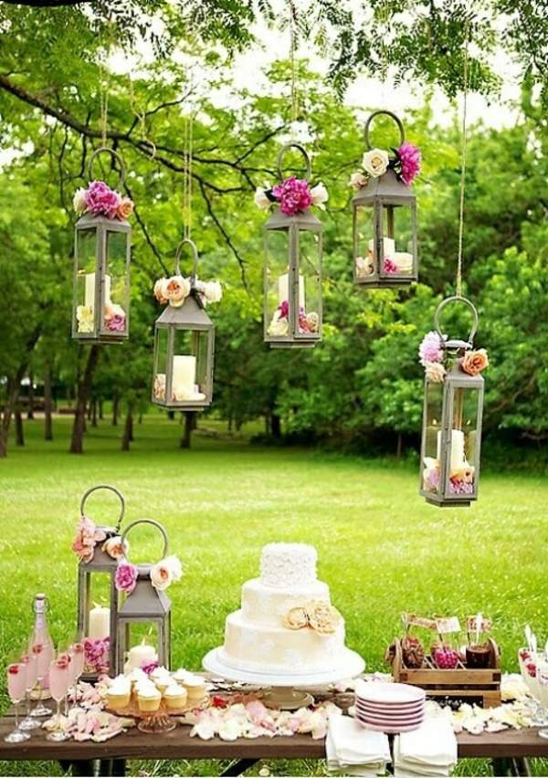 Garden Decoration Pictures 40 garden ideas for your summer party decoration | interior design