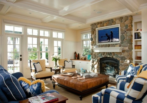 Living Room Ideas Large Spaces cozy living room set up: how to profit from large living space