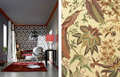 AuBergewohnlich Tapeten   The New Wallpaper Trends 2014