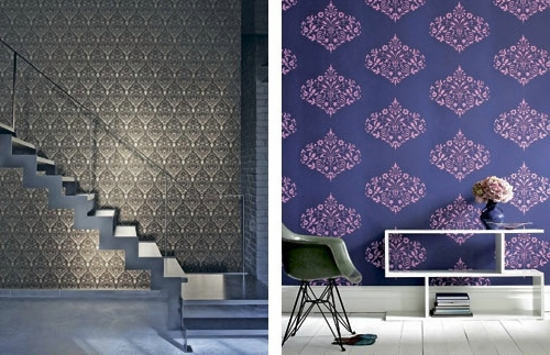 The new wallpaper trends 2014 Interior Design Ideas AVSOORG