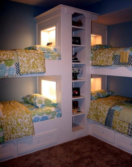 ... Kids Room Design   Great Ideas For Shared Kids Part 61