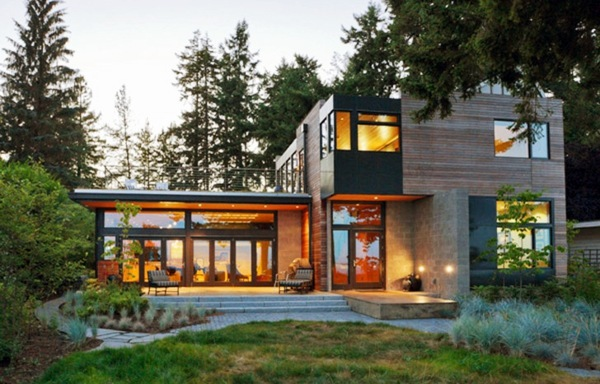 Modern Architecture House modern architecture in the prairie – architect house with