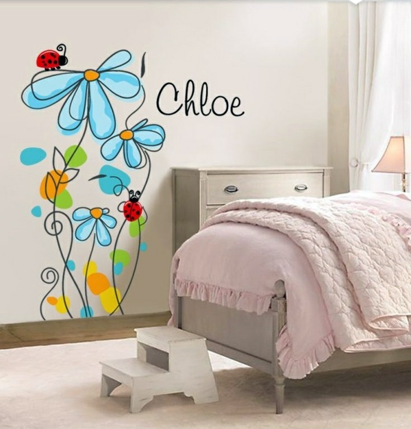 wall painting kids great interior ideas interior. Black Bedroom Furniture Sets. Home Design Ideas