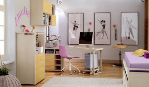 50 Trendy Interior Design Ideas For Youth Rooms Think
