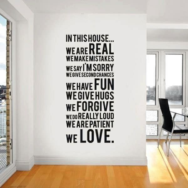 sayings on the wall painting walls 35 interior design ideas for amazing wall decoration