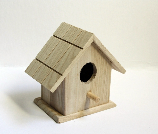 Build Bird House Itself You Contribute To Wildlife