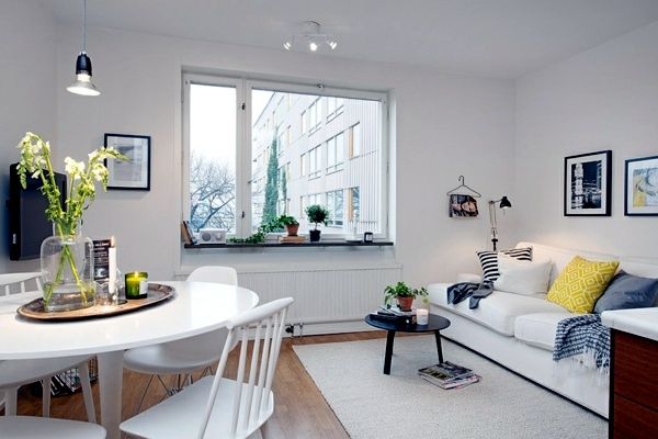 Wohnideen Apartment bright cozy furnished apartment in gothenburg with unique splashes
