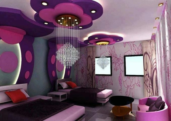 125 great ideas for childrens room design Interior Design Ideas