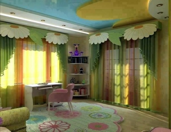 125 Great Ideas For Childrens Room Design Interior