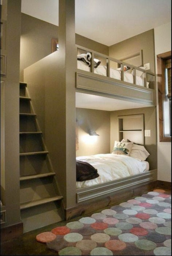 Marvelous Bedroom Room Design Ideas Part - 11: ... 125 Great Ideas For Childrenu0027s Room Design