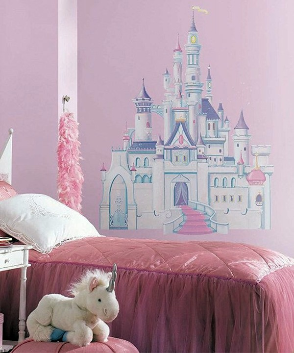 Castle Wall Decor 125 Great Ideas For Childrenu0027s Room Design