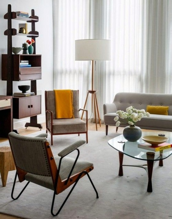 The Retro Style Is Back In Fashion Interior Design Ideas For A Cozy And  Modern Home