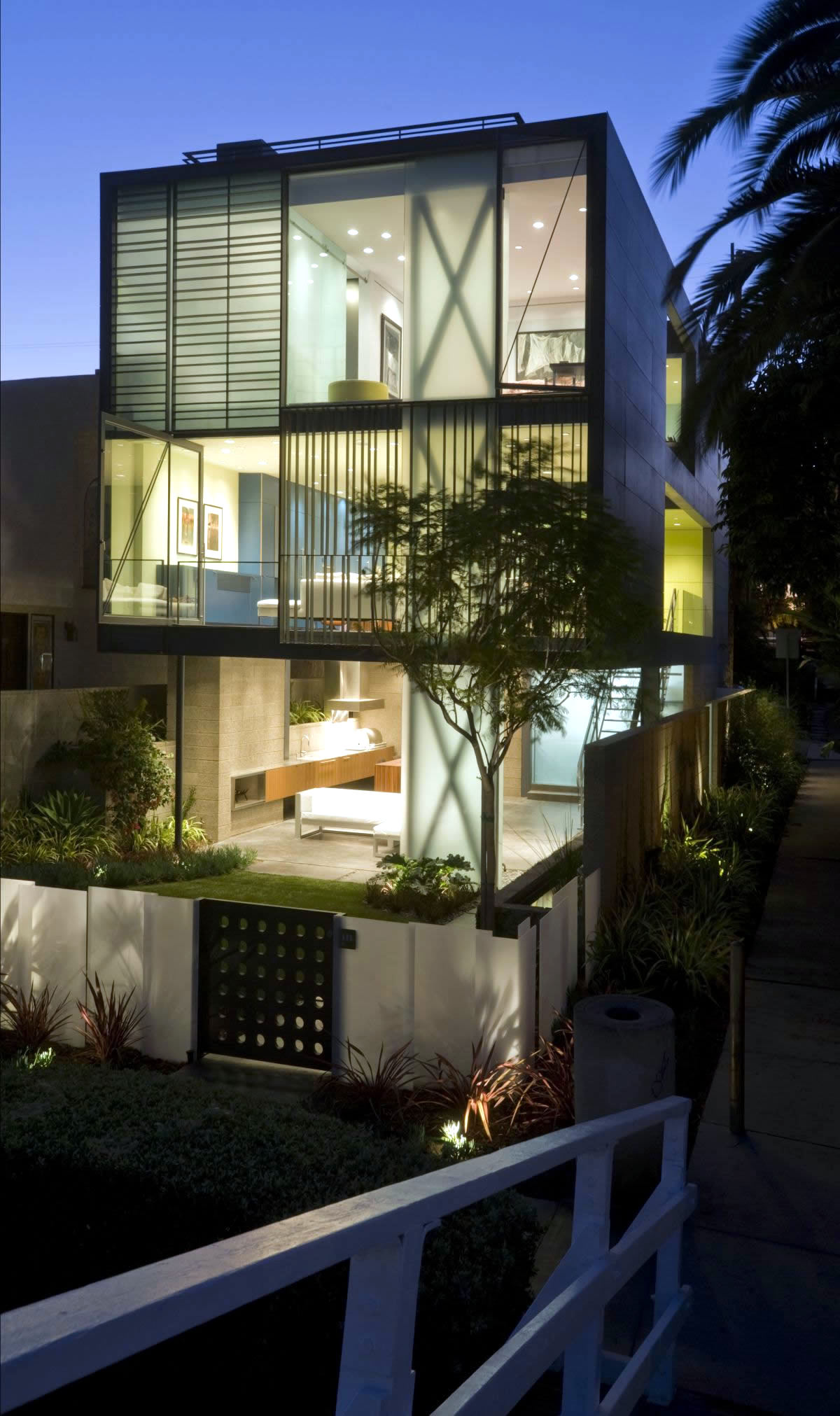 Examples For Sustainable Architecture Interior Design