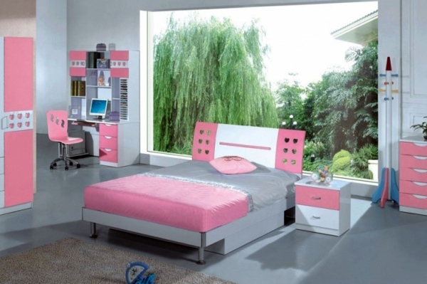 Teenage Girls Room – Top Design Ideas For Cool Room Design
