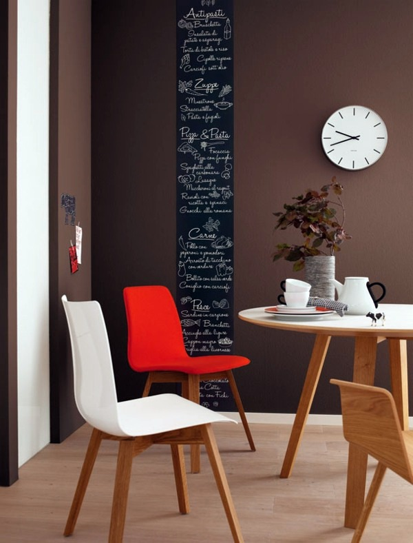 ... Wall Color Mocca   Swipe Your Walls In A Coffee Brown Color
