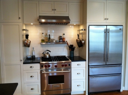 Lovely ... Compact Kitchens And Facilities Design
