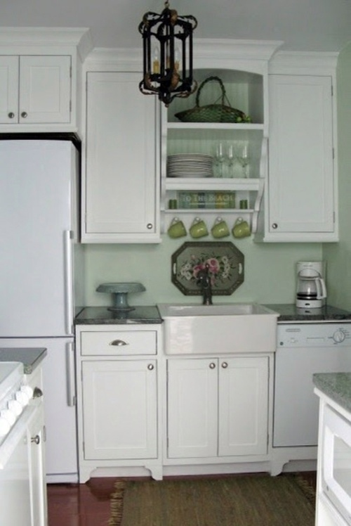 Kitchen Cabinets Ideas compact kitchen cabinets : Compact kitchens and facilities design | Interior Design Ideas ...