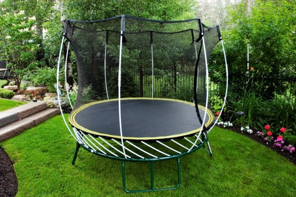 Nice Gartenzubehör   Summer Fun With Garden Trampoline   What Says Stiftung  Warentest About
