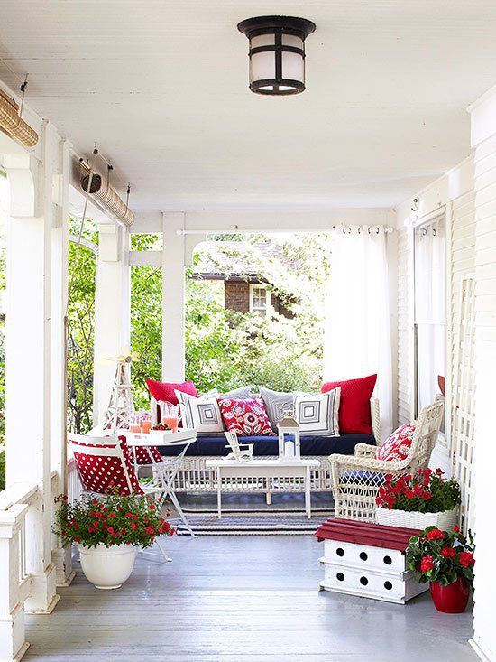 Terrace design ideas – 16 creative designs for the porch | Interior ...
