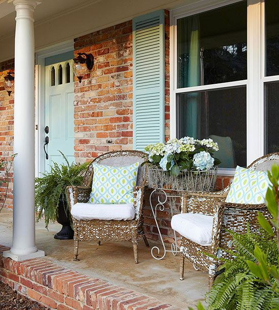 Flowers Terrace Design Ideas   16 Creative Designs For The Porch