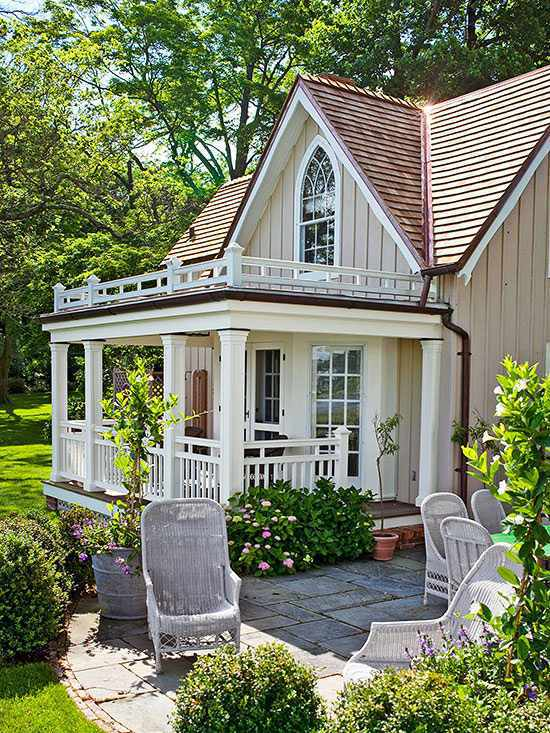 16 Creative Designs For The Porch