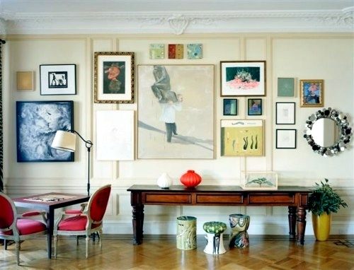 ... 29 Artistic Wall Design Ideas   Wall Decoration With Pictures ...