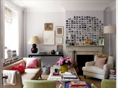 29 artistic wall design ideas – wall decoration with pictures ...