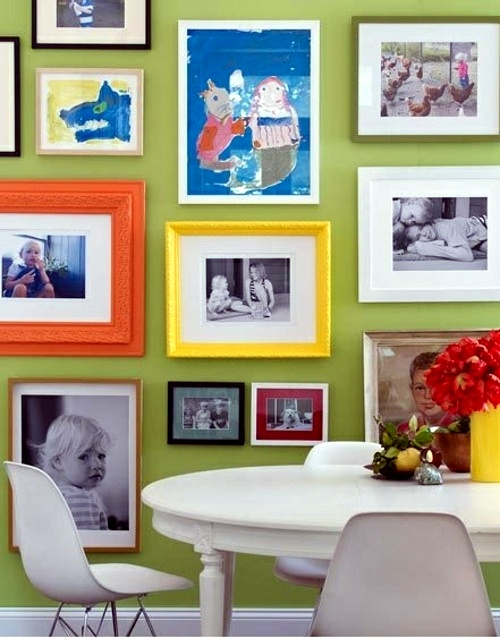 Delightful ... 29 Artistic Wall Design Ideas   Wall Decoration With Pictures