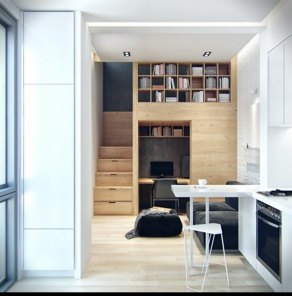 Practical interior design ideas for small apartments | Interior ...