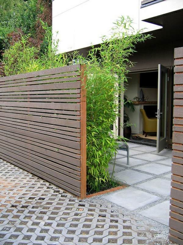 Garden Fence Designs find this pin and more on garden fence ideas Build A Wooden Fence Garden Itself Garden Fence Design 20 Inspiring Examples Of Self Made Garden Fences