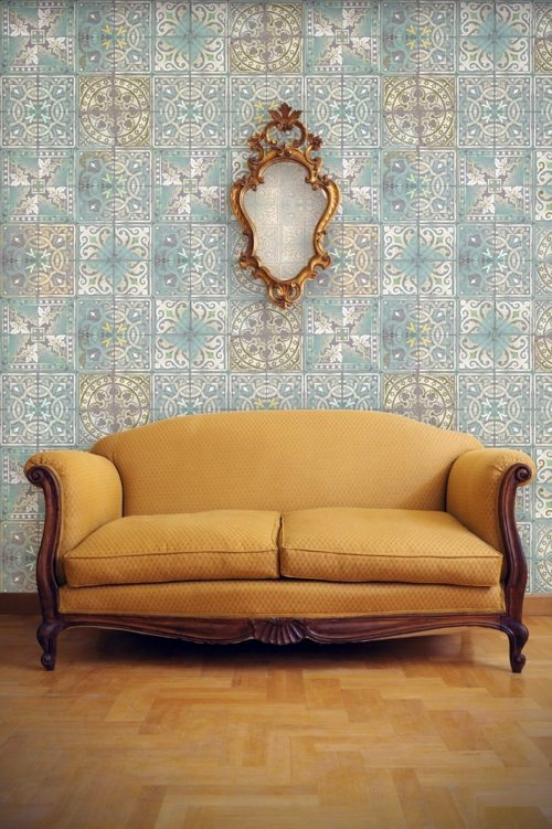 Fliesen - Patchwork Tile Designs - Decorate and beautify your home!