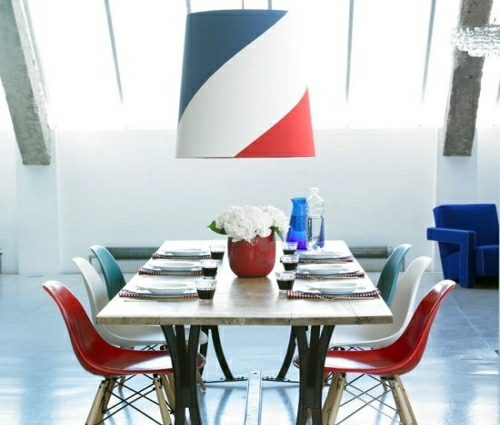 Mix And Chic Bright And Colorful Dining Room Ideas: 27 Bright And Colorful Dining Room Design Ideas