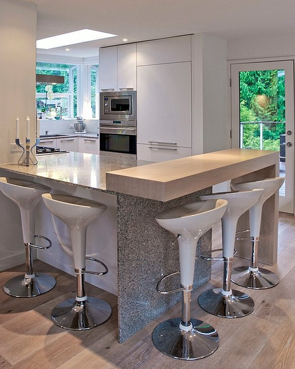 56 trendy bar stools and kitchen stools that complete your modern