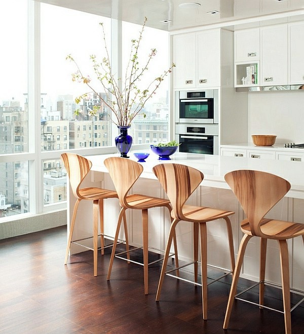 56 Trendy Bar Stools And Kitchen Stools That Complete Your