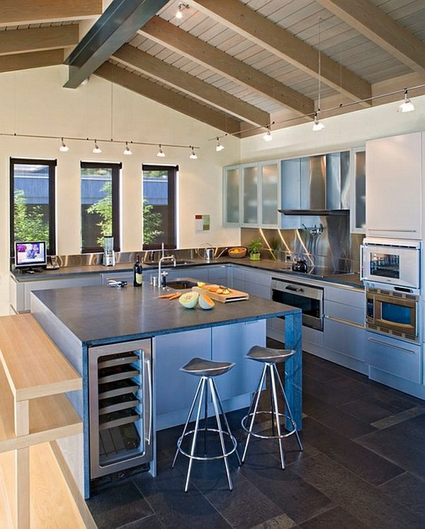 Kitchen Design Jamaica: 56 Trendy Bar Stools And Kitchen Stools That Complete Your