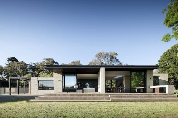 A specific by nature dynamic australian house design for Dynamic house