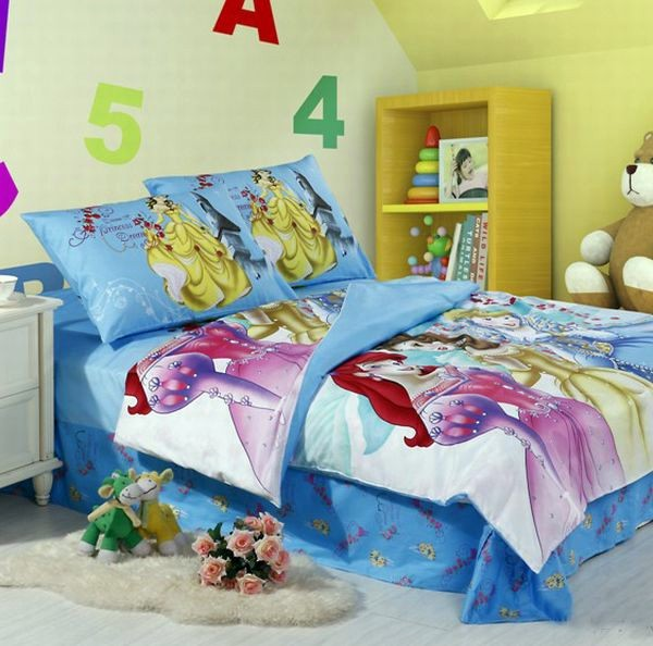 Bed Linen Ideas Part - 48: Kinderzimmer - 20 Whimsical Ideas For Kids Bed Linen Trends In Girls Bedroom