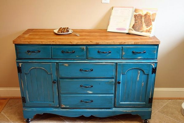 The old dresser as a kitchen block use diy project for you diy mbel the old dresser as a kitchen block use diy project for you solutioingenieria Gallery