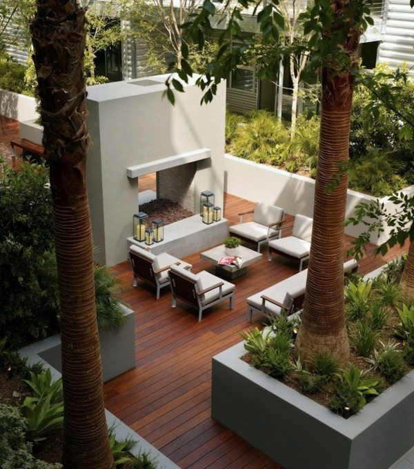Deck Design Ideas – Turn your deck in special outdoor area ...