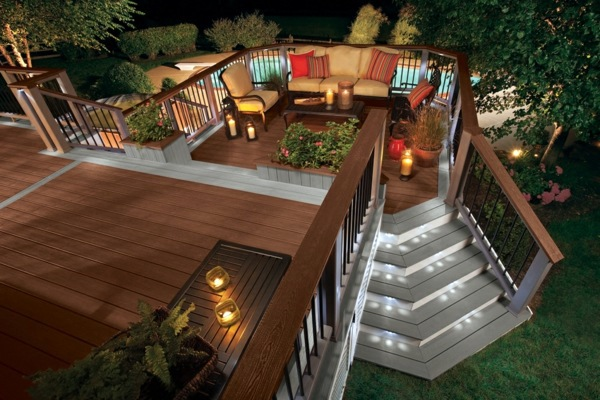 ... Deck Design Ideas   Turn Your Deck In Special Outdoor Area!