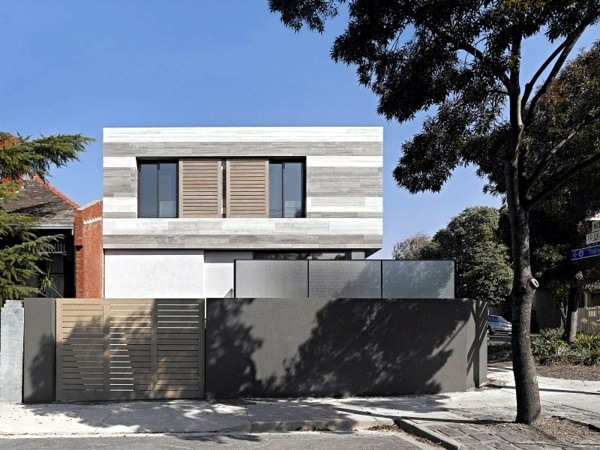 Large modern house in Melbourne Australia by be architecture