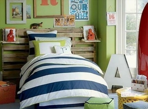 DIY   Do It Yourself   DIY Headboard Euro Pallets