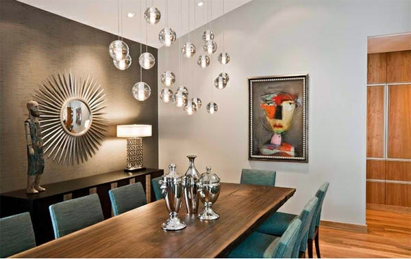 Modern Dining Room – 15 stylish examples as inspiration  Interior Design Ideas  AVSO.ORG